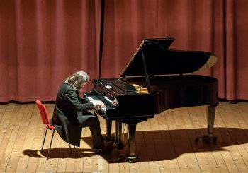 """CONCERTO DI BENEFICENZA  """" LISTZ FRANCESCANO """" SANDRO IVO BARTOLI Pianoforte"""