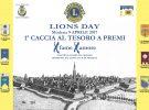 CACCIA AL TESORO LIONS DAY