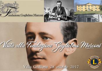 VISITA FONDAZIONE GUGLIELMO MARCONI