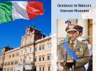 OSPITE GENERALE DI BRIGATA STEFANO MANNINO