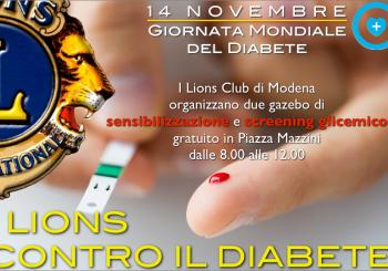I LIONS CONTRO IL DIABETE