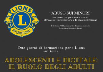"""""""ADOLESCENTI E DIGITALE: IL RUOLO DEGLI ADULTI"""""""