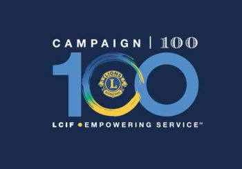 LCIF Campagna 100